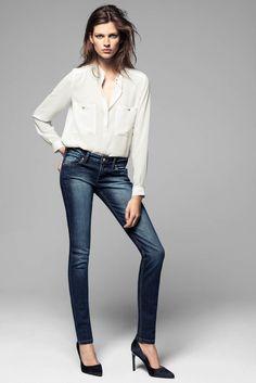 mango bette franke winter8 Bette Franke Models Cool Fashion for Mangos Winter Catalogue