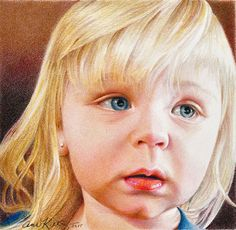 Colored Pencil Techniques with Ann Kullberg | ArtistsNetwork.com #coloredpencil #drawing #art #faces #portraits
