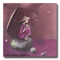 Nouveautés > BOISSONNARD Contemplation - e-mages - La carterie d art