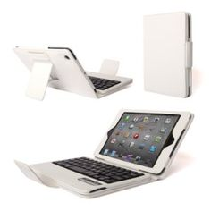 Poetic KeyBook Removable Bluetooth Keyboard Case for iPad Mini