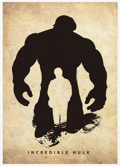 Bruce Banner - Hulk