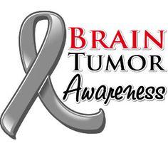 Brain Tumor Awareness Ribbon Injury Colon Cancer T