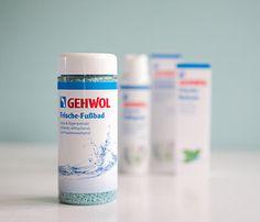 GEHWOL Fußpflege - Lifestyle Blog: Kosmetik, DIY, Deko, Rezepte | Testbar