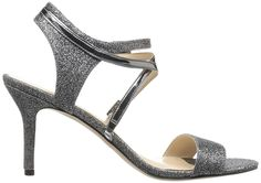 Nine West Women's Gypsee Glitter Dress Sandal * You can find more details by visiting the image link. (This is an affiliate link) #shoestrend