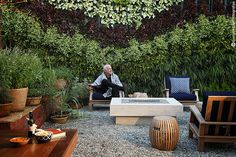 jardim interno do escritorio gilberto elkis - Google Search