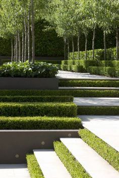 Formal Garden Design Captivating