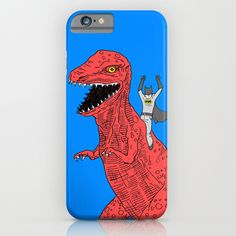 Dinosaur+B+Forever+iPhone+&+iPod+Case+by+Joe+Carr+-+$35.00