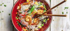 Recettes aux nouilles chinoises - L'Express