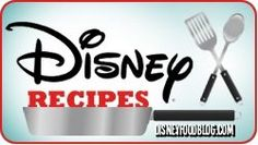 Recipes from your favorite #Disney World and #Disneyland restaurants!