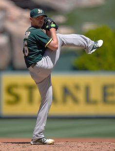 Scott Kazmir, Oakland Athletics