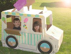 ice cream truck playhouse - Nature Moms Blog