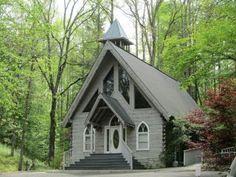 I love Churches
