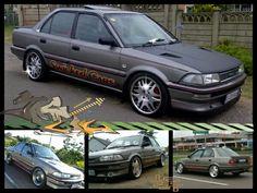 Corolla Twincam, Toyota Corolla, Toyota Cars, Automata, Jdm Cars, Tractors, Cool Cars, Old School, Truck