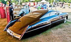 Belos Automóveis Antigos by Daniel Alho / 1948 Cadillac Sedanette Custom Epic Car