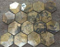29 best copper mosaic tiles images brass copper mosaic pieces rh pinterest com