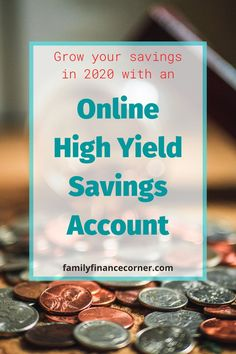 Online savings accounts, like the Capital One 360 Performance Savings, are probably one of the easiest forms of passive income with the lowest risk. The growth that can be achieved with these high yield savings accounts is vastly greater than a traditional savings accounts. Learn why I switched! #savings #money #savemoney #personalfinance #passiveincome Online Savings Account, High Yield Savings Account, Savings Accounts, Capital One 360, Financial Planning, Finance Tips, Money Management, Passive Income, Personal Finance