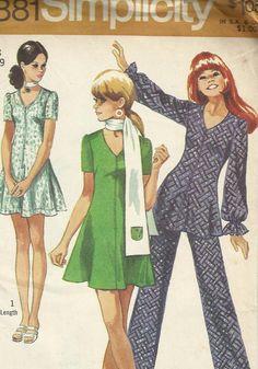 Green dress= dream dress