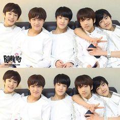 #SMRookies #Mark #Donghyuck #Jeno #Jisung #Jaemin(?)