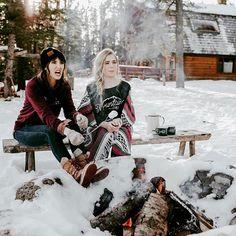 White rabbits white rabbits white rabbits #campfirehairdontcare #smokeyeye     : @meghanungerphotography Model: @_ashiasanders Stylist: @jaclyn_lisa Hair: @avebeauty Make-Up: @makeup.by.ashleigh  #Mountainstones #wondermore #letswander #keepexploring #wanderfolk #welivetoexplore #cabinlife #wildernessbabes #theoutbound #goodvibesonly #awakethesoul #passionpassport #seekthesimplicity #greatnorthcollective #wanderalways #visualcollective #simplyadventure #wonderlustcreative #modernwanderers…