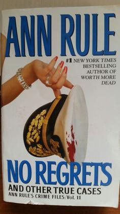 No Regrets - Ann Rule