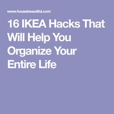 Learn how to organize your entire life with these IKEA hacks. Declutter Your Home, Organize Your Life, Kitchen Organization, Organization Hacks, Organizing, Ikea Hacks, Cleaning, Design, Homes