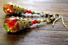 Toxicant - náušnice Drop Earrings, Jewelry, Jewlery, Jewerly, Schmuck, Drop Earring, Jewels, Jewelery, Fine Jewelry