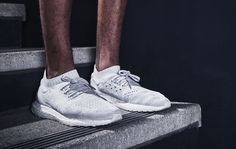 adidas uncages the all white ultra boost adidas and footwear