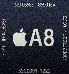 The flagship Android smartphones have hit the 2GHz processor for some time now, but the most advanced Apple A7 64-bit chipset is still lingering at the speed of 1.3 to 1.4GHz range. However, this is eventually going to be changed with the Apple A8 chipset, if reports of the supply chain are to be believed.