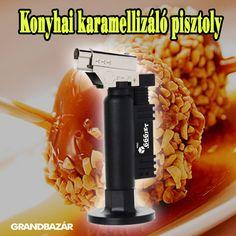 2490 Ft. - Konyhai karamellizáló / univerzális gázlángszóró - Grandbazár