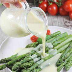 Sos musztardowy | AniaGotuje.pl Nerd, Fresh Rolls, Gravy, Celery, Dips, Food And Drink, Favorite Recipes, Vegetables, Cooking