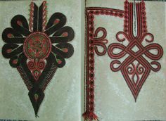 ++ POLISH EMBROIDERY ++  parzenice
