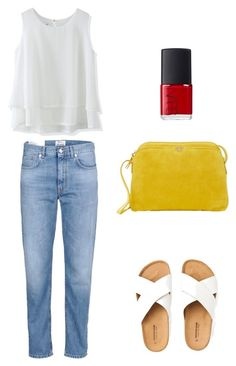 """""""Senza titolo #41"""" by imnotniceatall on Polyvore featuring moda, Acne Studios, The Row, Chicwish e NARS Cosmetics"""