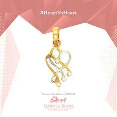 Happy Karwa Chauth, Luxury Store, Gold Necklace, Diamond, Pendant, Jewelry, Gold Pendant Necklace, Jewlery, Jewerly