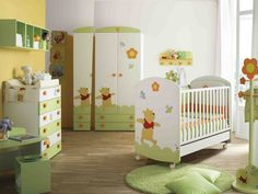 Winnie The Pooh, paired with Baby Rooms By Doimo Cityline