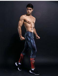 Superman - Pantalon de compression