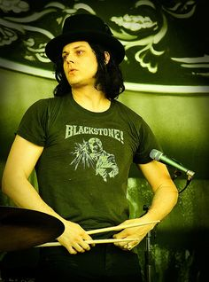 Jack White...single biggest reason for rock revival in the 2000's