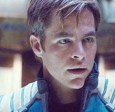 Chris Pine as Kpt. Kirk