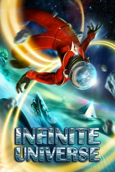 Gamebook Adventures Infinite Universe - written by Brewin' Infinite Universe, Adventure, Movie Posters, Movies, 2016 Movies, Film Poster, Films, Popcorn Posters, Fairy Tales