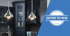 On April 25, one lucky person will have $300 to spend on their industrial lighting & decor favorites. It could be you.  Enter here: http://www.bellacor.com/industrial.htm#Giveaway