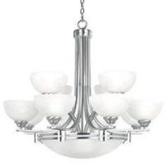 White interiors - www.myLusciousLife.com - Art deco chandelier.jpg