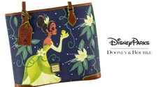 We are so excited to learn from Disney Parks Blog that there will be new Dooney & Bourke products released at Walt Disney World starting today, July 22nd, 2017. There was even a launch party held today in Disney Springs to celebrate the new product lines and formally release the products to gue