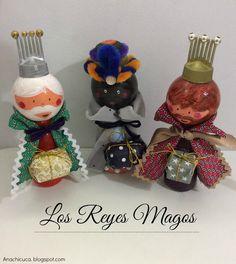 Anachicuca: Reyes Magos con actimel.