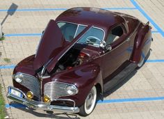 Learn more about Elegant in Italy: Restored 1941 Dodge Business Coupe on Bring a Trailer, the home of the best vintage and classic cars online. Dodge Trucks, Old Trucks, Dodge Auto, Dodge Dakota, Dodge Challenger, Old American Cars, Dodge Vehicles, Fancy Cars, Hot Cars