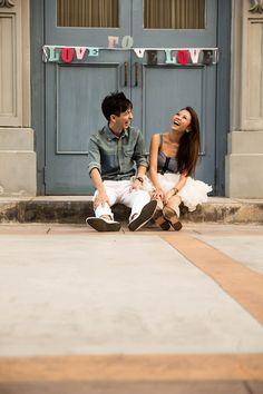 Guide for pre-wedding photoshoot ~ kiminpink♥com