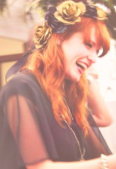Florence Welch, one of my favorite witches.