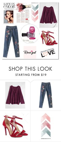 """""""Rosegal 42"""" by almir-sahdan ❤ liked on Polyvore"""