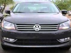 Phoenix Volkswagen | 2015 Volkswagen Passat Lunde's Peoria Volkswagen Ph...
