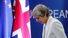 """-Britain will continue to pay tens of billions of pounds to the EU for years after Brexit, Theresa May will confirm as she delivers a landmark speech in Florence, Italy. -The prime minister calls for a """"time-limited"""" transition period of around two years."""