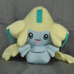 "Pokemon Plush Stuffed Animal Doll Jirachi 7.5"" Collectible Cute Toy XDL02"