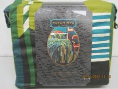 Patch NYC for Target king duvet set